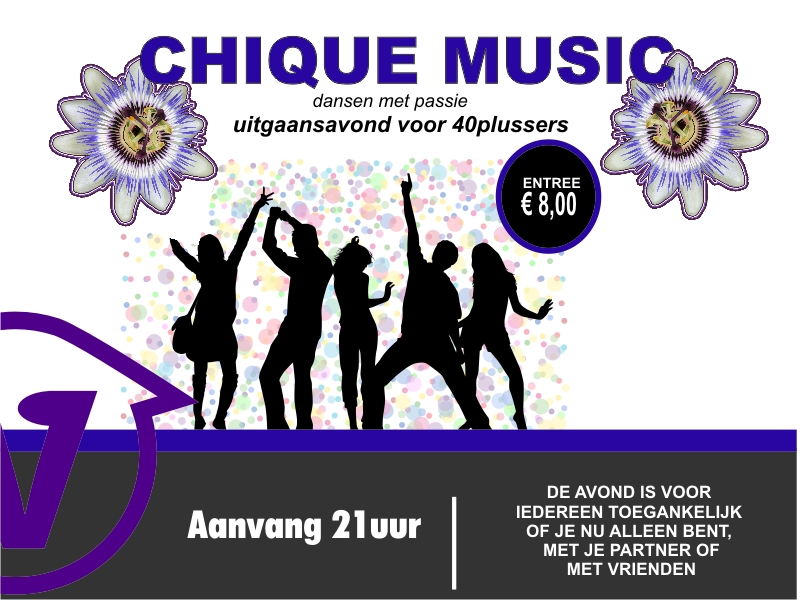 Chique Music Afbeelding