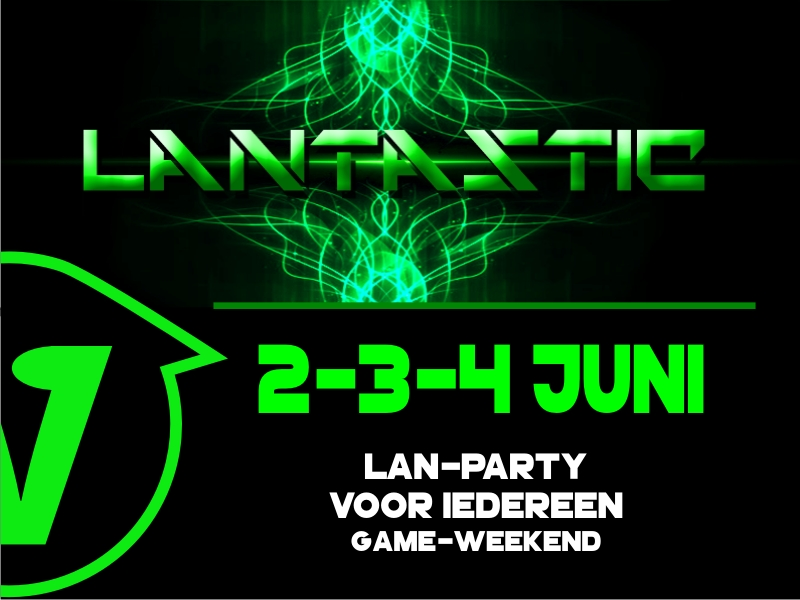 Lan -party Lantastic