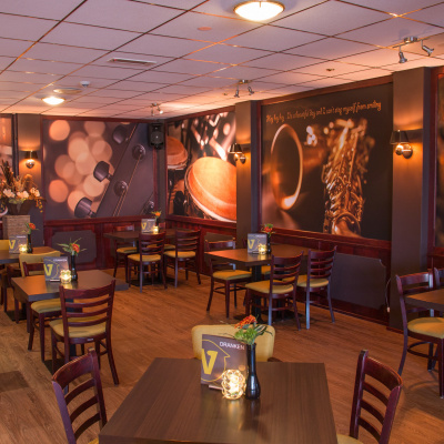 Eetcafe - restaurant gedeelte